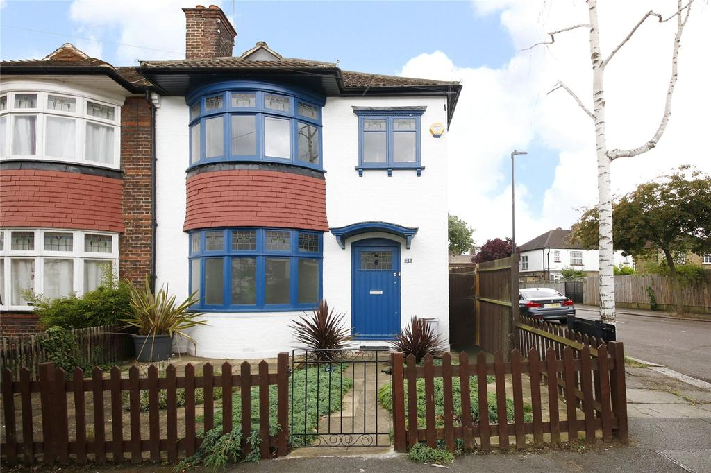 3 Bedrooms End Of Terrace House for sale in Rosedene Avenue, Streatham, London, SW16