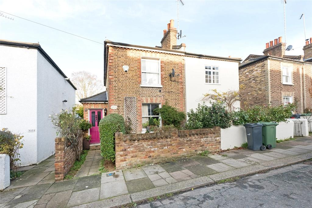 2 Bedrooms House for sale in Wellfield Road, Streatham, SW16