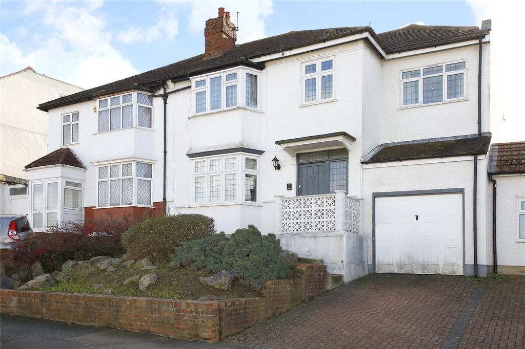 5 Bedrooms Terraced House for sale in Florida Road, Thornton Heath, CR7