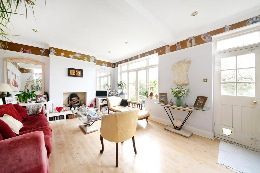 5 Bedrooms Terraced House for sale in Glennie Road, West Norwood, London, SE27