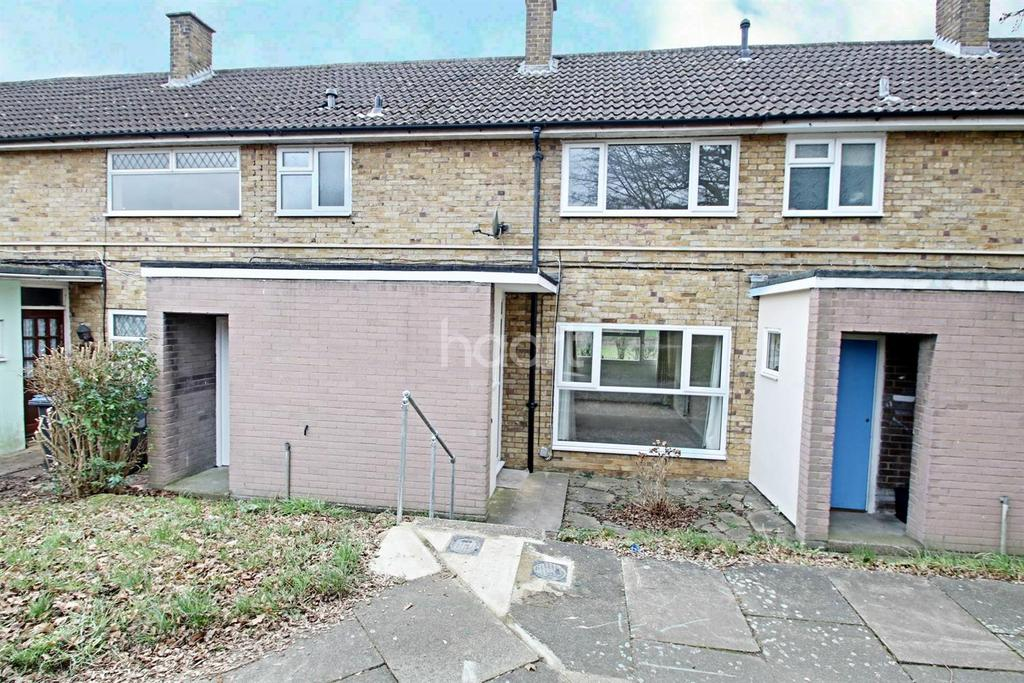 3 Bedrooms Terraced House for sale in Fold Croft, Harlow