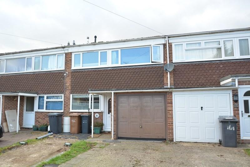 3 Bedrooms Terraced House for sale in Gallaghers Mead, Andover