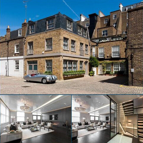 3 bedroom mews for sale - Queen's Gate Place Mews, London, SW7