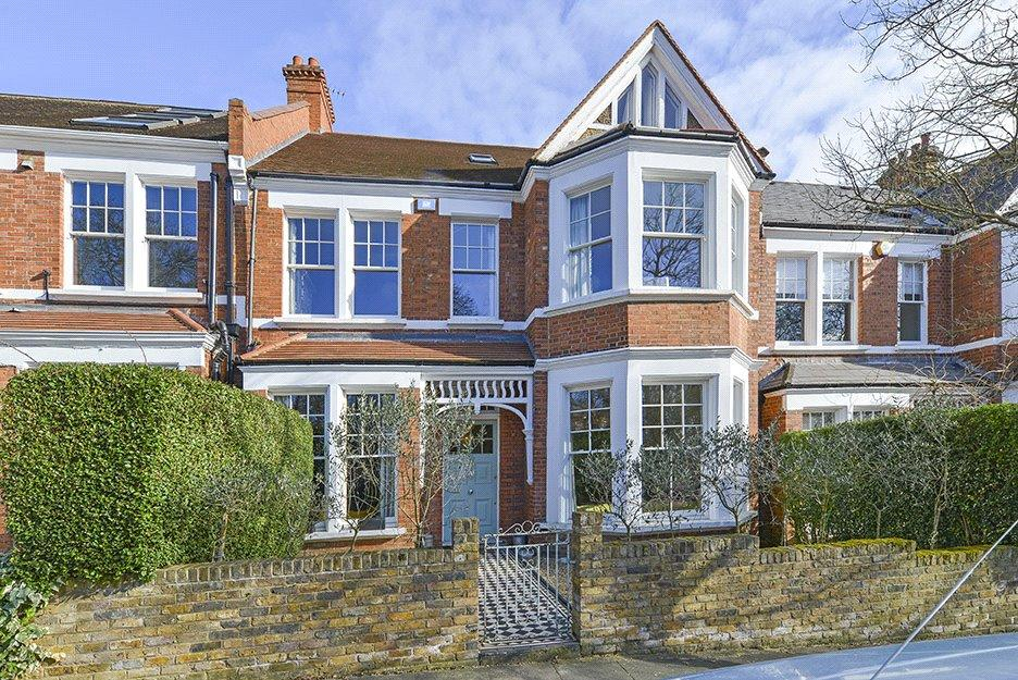 5 Bedrooms Terraced House for sale in Kingswood Avenue, Queen's Park, London, NW6
