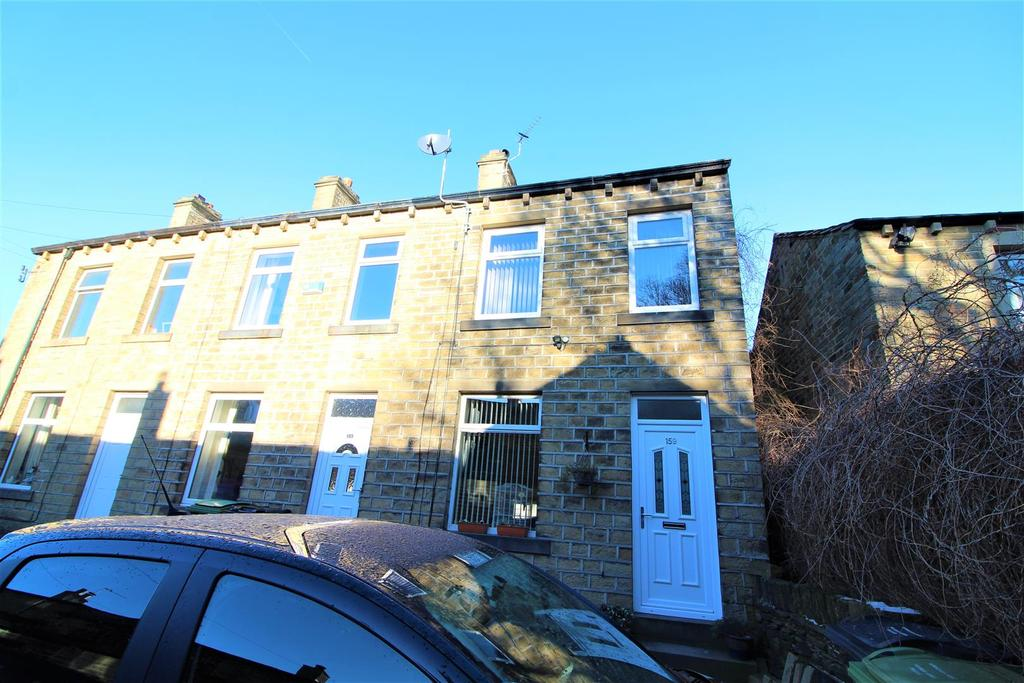 2 Bedrooms End Of Terrace House for sale in Westgate, Almondbury, Huddersfield, HD5 8XN