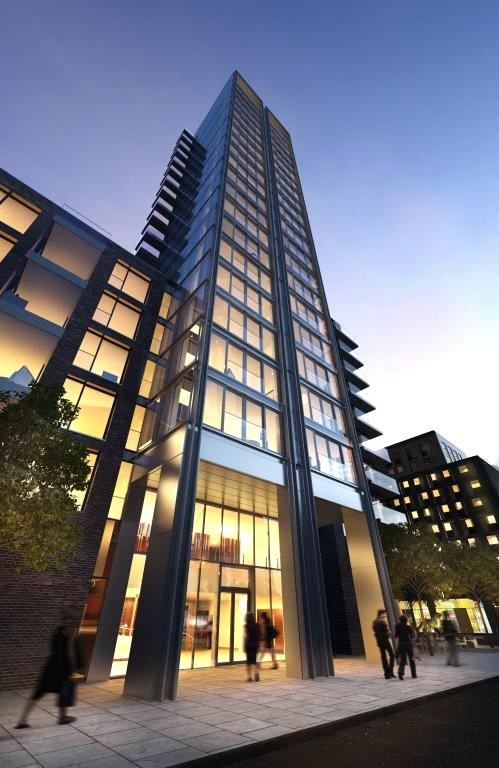 2 Bedrooms Penthouse Flat for sale in Goodmans Fields, Leman Street, London, E1