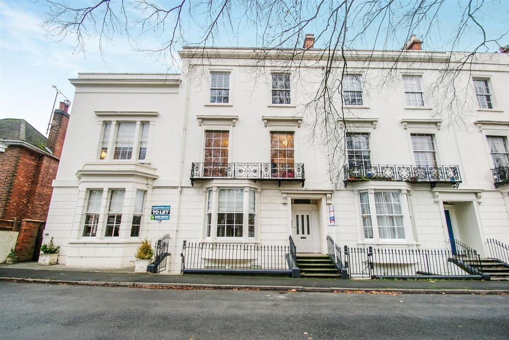 3 Bedrooms Apartment Flat for sale in Bertie Terrace, Leamington Spa