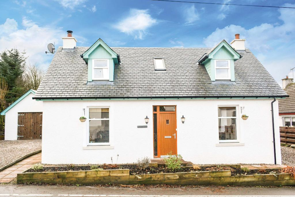 4 Bedrooms Detached House for sale in Torosay, Millhill Road, Greenloaning , Dunblane, FK15 0LY