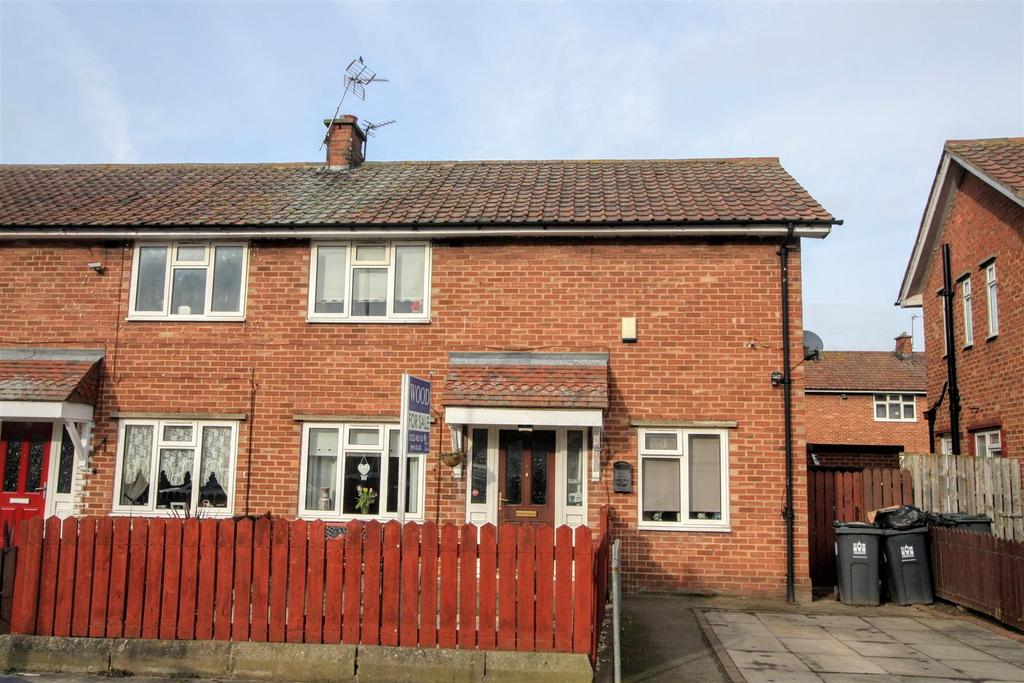 3 Bedrooms Semi Detached House for sale in Hammond Drive, Darlington