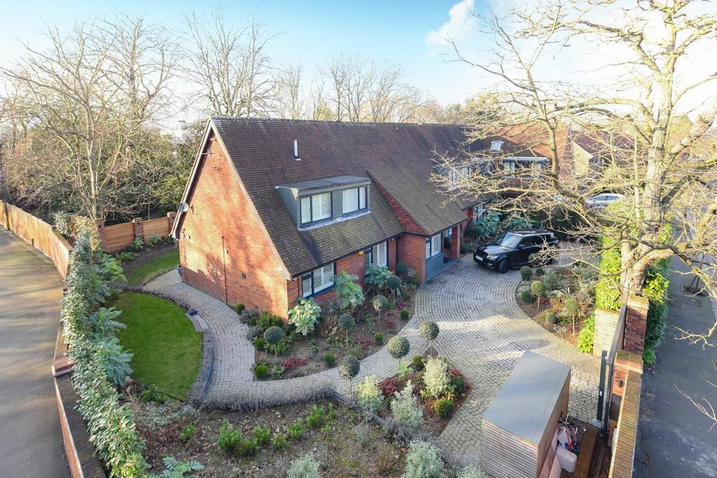 5 Bedrooms Detached House for sale in Allison Grove, Dulwich