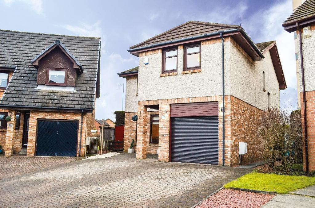4 Bedrooms Detached House for sale in Staig Wynd, Motherwell, North Lanarkshire, ML1 2EL