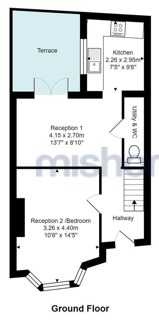 Floorplan 2 of 3: Ground Floor Plan