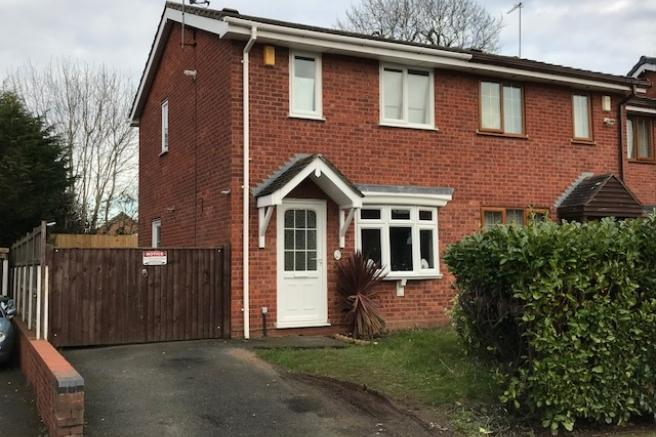 2 Bedrooms Semi Detached House for sale in 51 Beckbury Drive, Stirchley, Telford, Shropshire, TF3 1EE