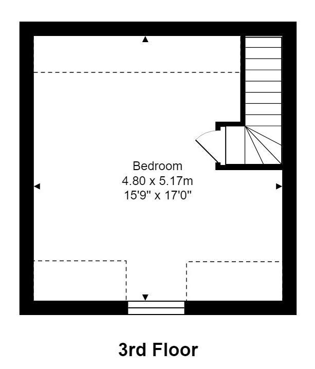 Floorplan 4 of 6: Third Floor