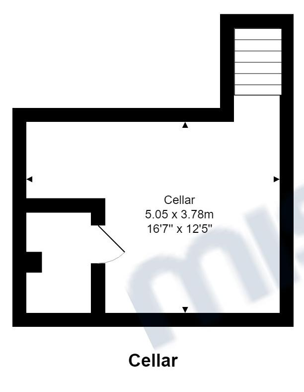 Floorplan 5 of 6: Cellar