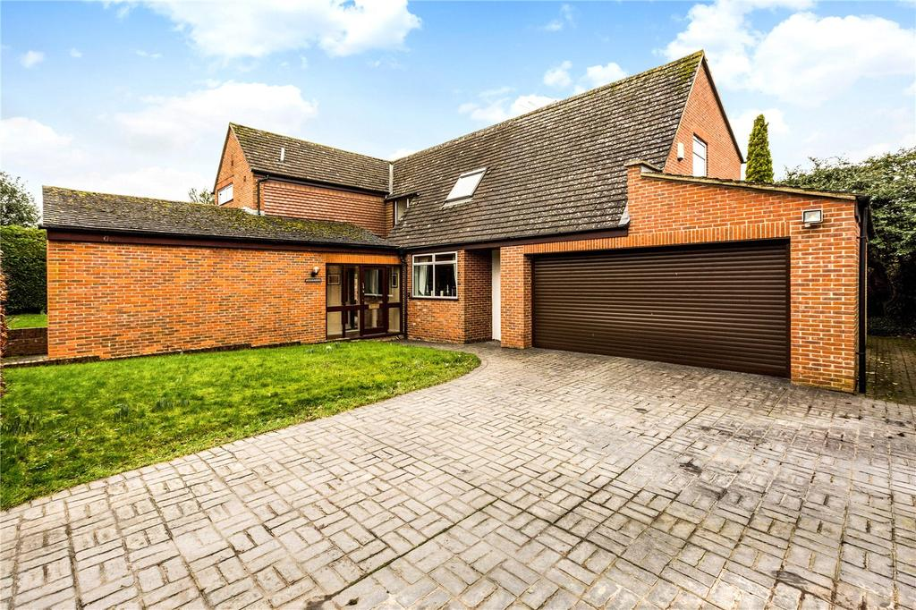 5 Bedrooms Detached House for sale in Britwell Salome, Watlington, Oxfordshire, OX49