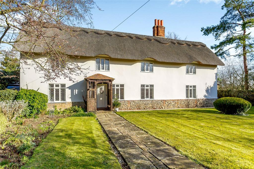 5 Bedrooms Detached House for sale in Manor Lane, Great Chesterford, Saffron Walden, Essex