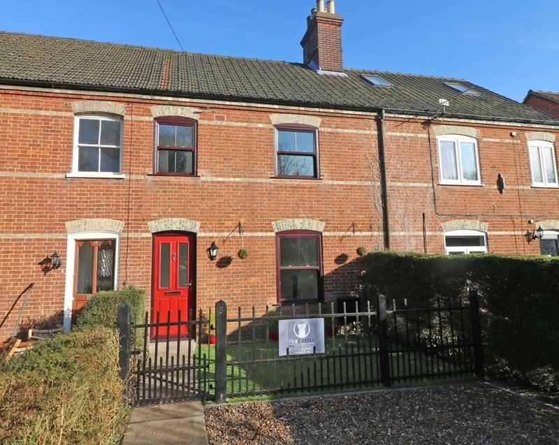 3 Bedrooms Terraced House for sale in Cemetery Lane, Wymondham
