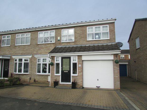 4 Bedrooms Semi Detached House for sale in CATCOTE ROAD, FENS, HARTLEPOOL