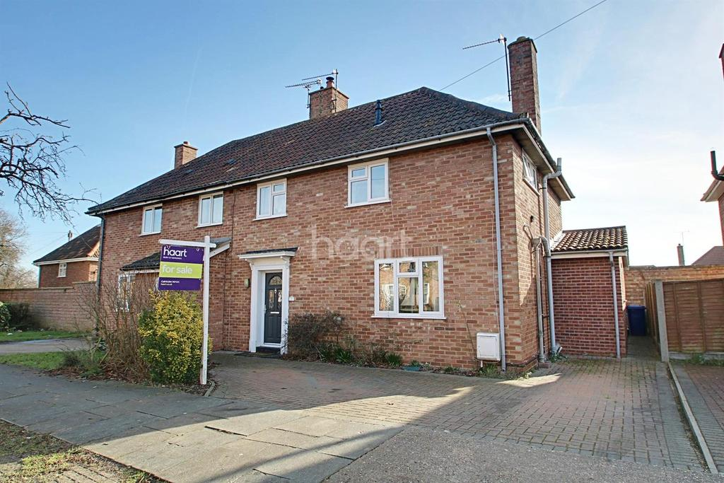 3 Bedrooms Semi Detached House for sale in Severn Road