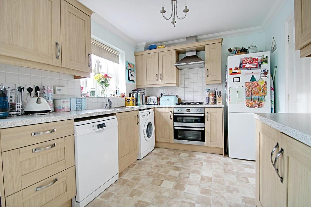3 Bedrooms Detached House for sale in Blacksmiths Way, Elmswell