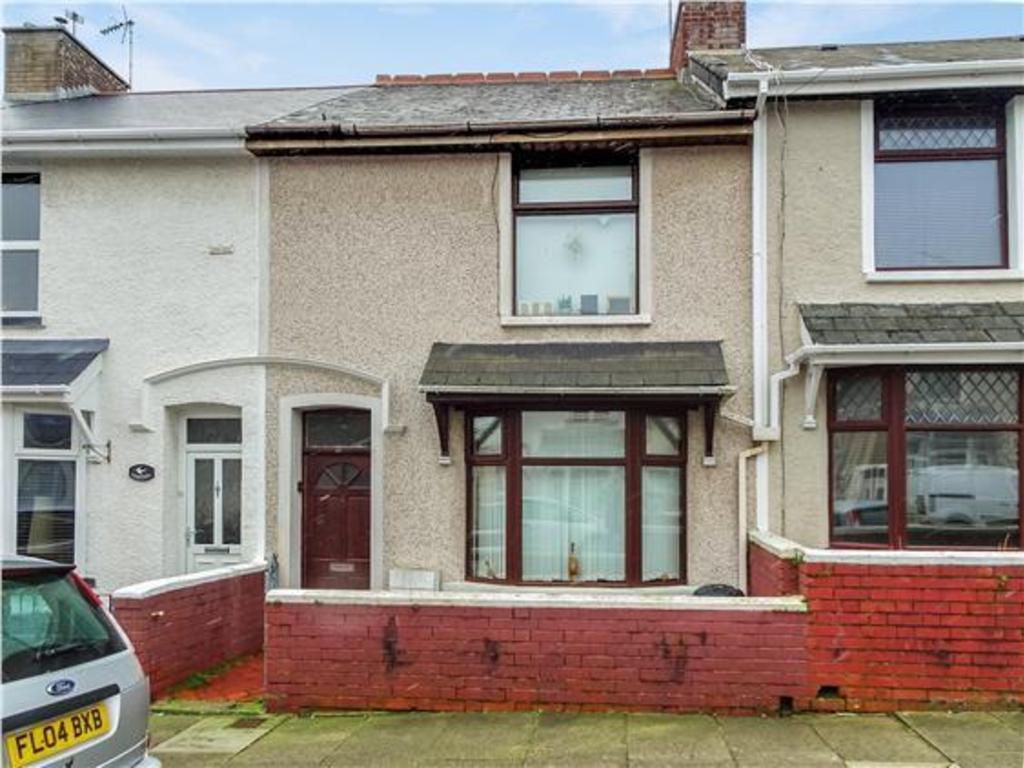 2 Bedrooms Terraced House for sale in GEORGE STREET, PORTHCAWL, CF36 3EL