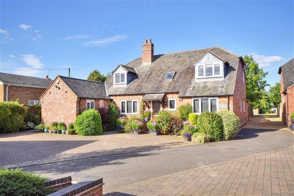 4 Bedrooms Detached House for sale in Baggrave End, Barsby, Leicestershire