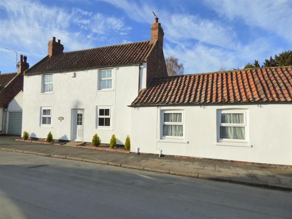4 Bedrooms Detached House for sale in Old Post House, Main Street, Tickton, Beverley, HU17 9RZ
