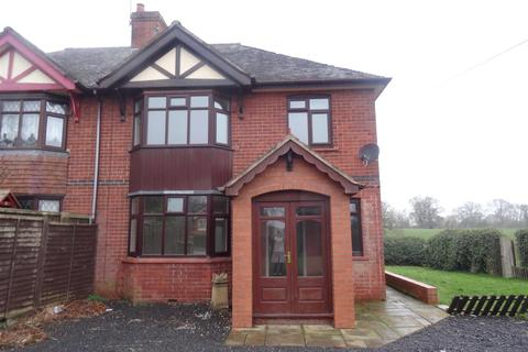3 bedroom semi-detached house to rent - Grange Road, Ellesmere