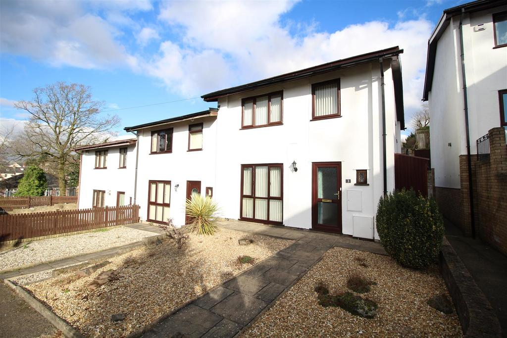 3 Bedrooms Semi Detached House for sale in Kensington Gardens, Newport