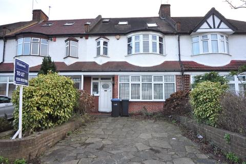 4 bedroom terraced house to rent - Seafield Road, London, N11
