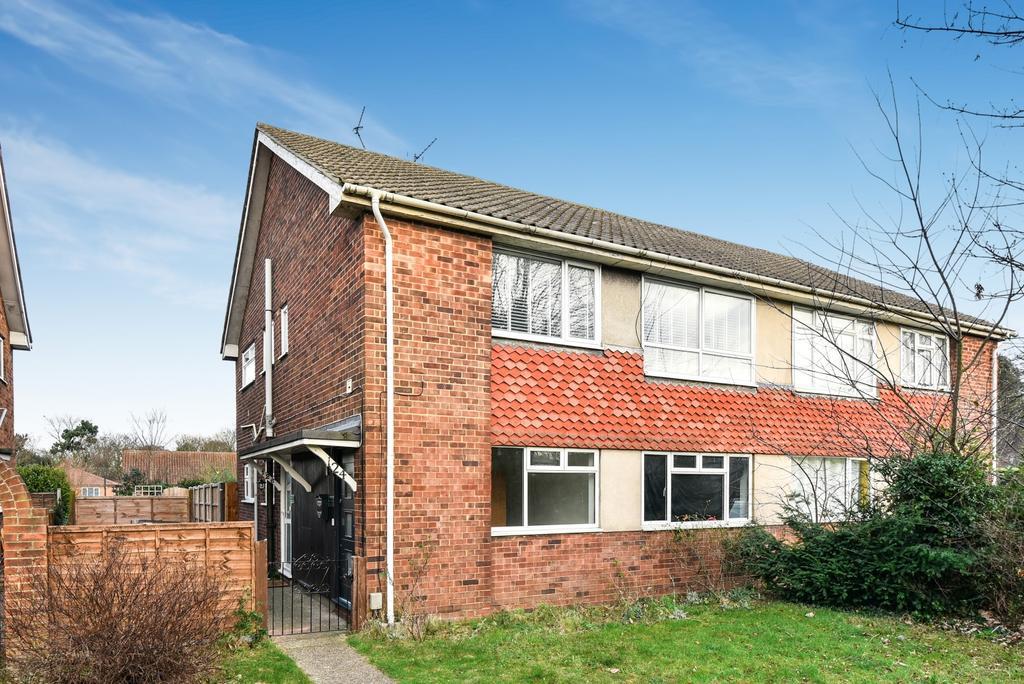 2 Bedrooms Maisonette Flat for sale in Perry Street Dartford DA1
