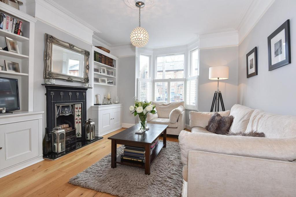 4 Bedrooms Semi Detached House for sale in South Park Road, Wimbledon