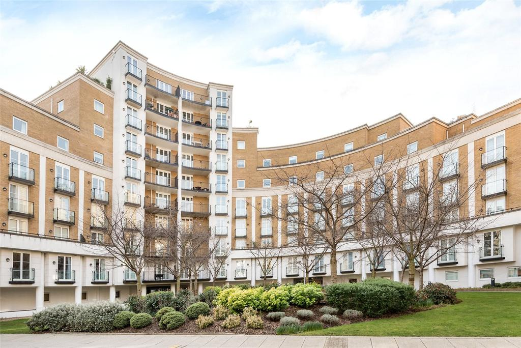 2 Bedrooms Flat for sale in Alberts Court, 2 Palgrave Gardens, London