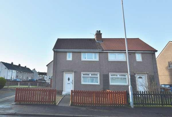 2 Bedrooms Semi-detached Villa House for sale in 231 Livingstone Terrace, Irvine, KA12 9JS