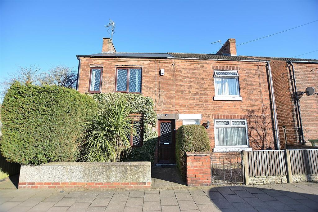 3 Bedrooms Semi Detached House for sale in Richmond Street, Mansfield