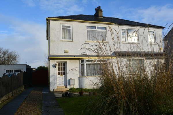 2 Bedrooms Semi-detached Villa House for sale in 148 Orchard Park Avenue, Thornliebank, Glasgow, G46 7BN
