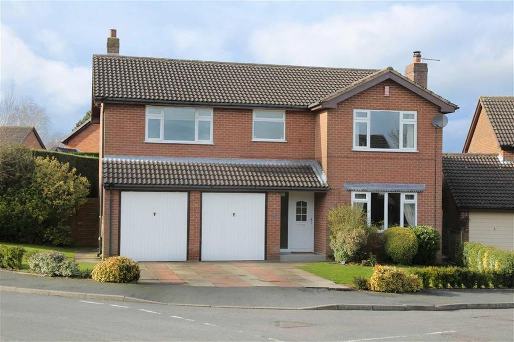 4 Bedrooms Detached House for sale in Blaizefield Close, Woore Crewe, Cheshire