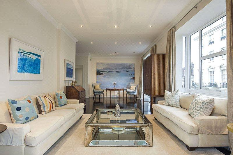 6 Bedrooms End Of Terrace House for sale in Gloucester Square, Hyde Park, W2