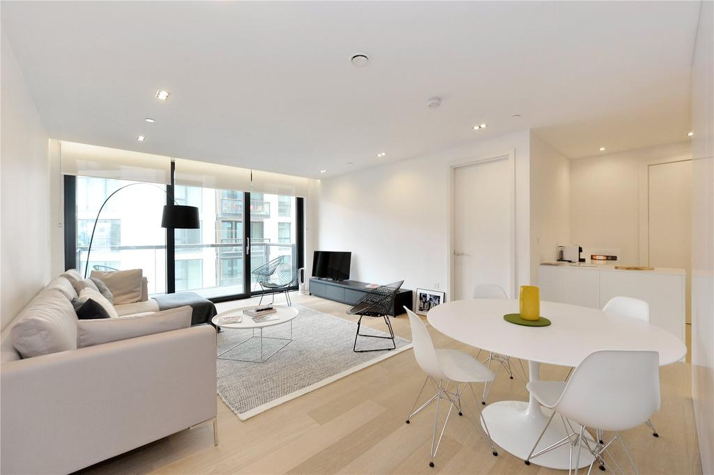 2 Bedrooms Apartment Flat for sale in Handyside Street, Kings Cross, N1C