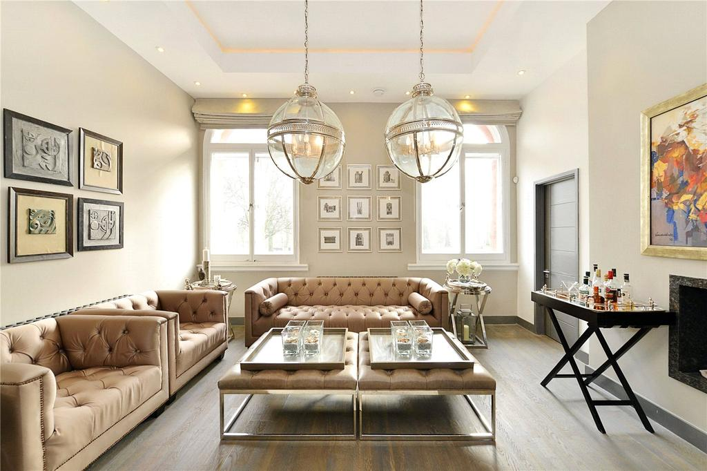 3 Bedrooms Apartment Flat for sale in Hyde Park Place, Hyde Park, W2