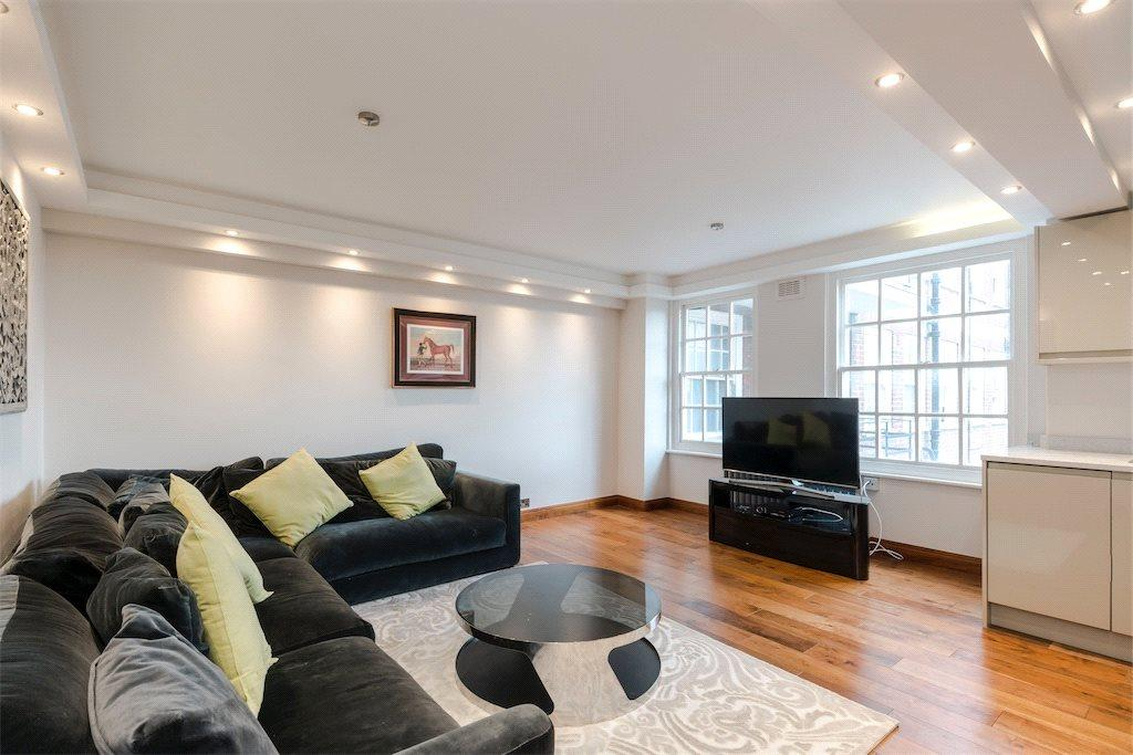 3 Bedrooms Apartment Flat for sale in Park West, Kendal Street, W2