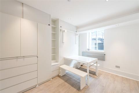 Studio to rent - Gloucester Place, Marylebone, W1U