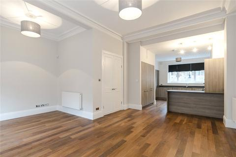 3 bedroom terraced house to rent - Montagu Square, London, W1H