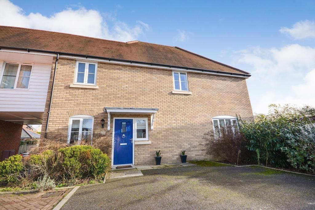 4 Bedrooms Link Detached House for sale in Granary Halt, Rayne, Braintree, Essex, CM77