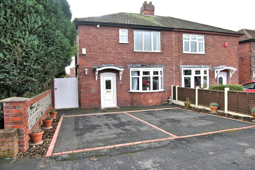 3 Bedrooms Semi Detached House for sale in SAYERS ROAD, HOLMCROFT, STAFFORD ST16