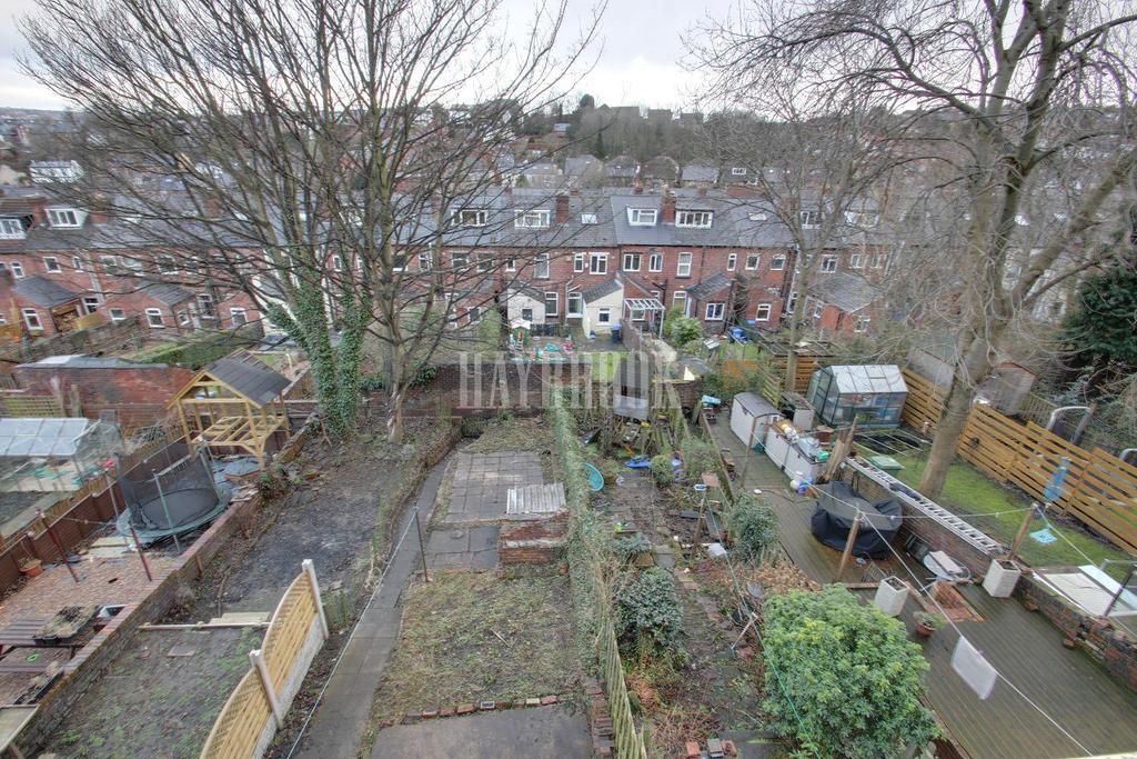 3 Bedrooms Terraced House for sale in Upper Valley Road, Meersbrook, Sheffield