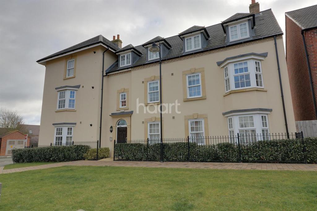 2 Bedrooms Flat for sale in Wilkinson road