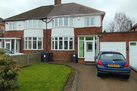 3 bedroom semi-detached house for sale - Lindens Drive, Streetly