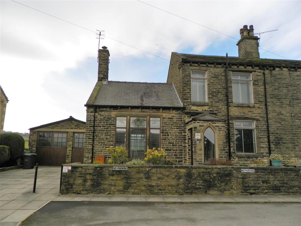 2 Bedrooms Semi Detached House for sale in Broomfield, Clayton, Bradford, BD14 6PJ